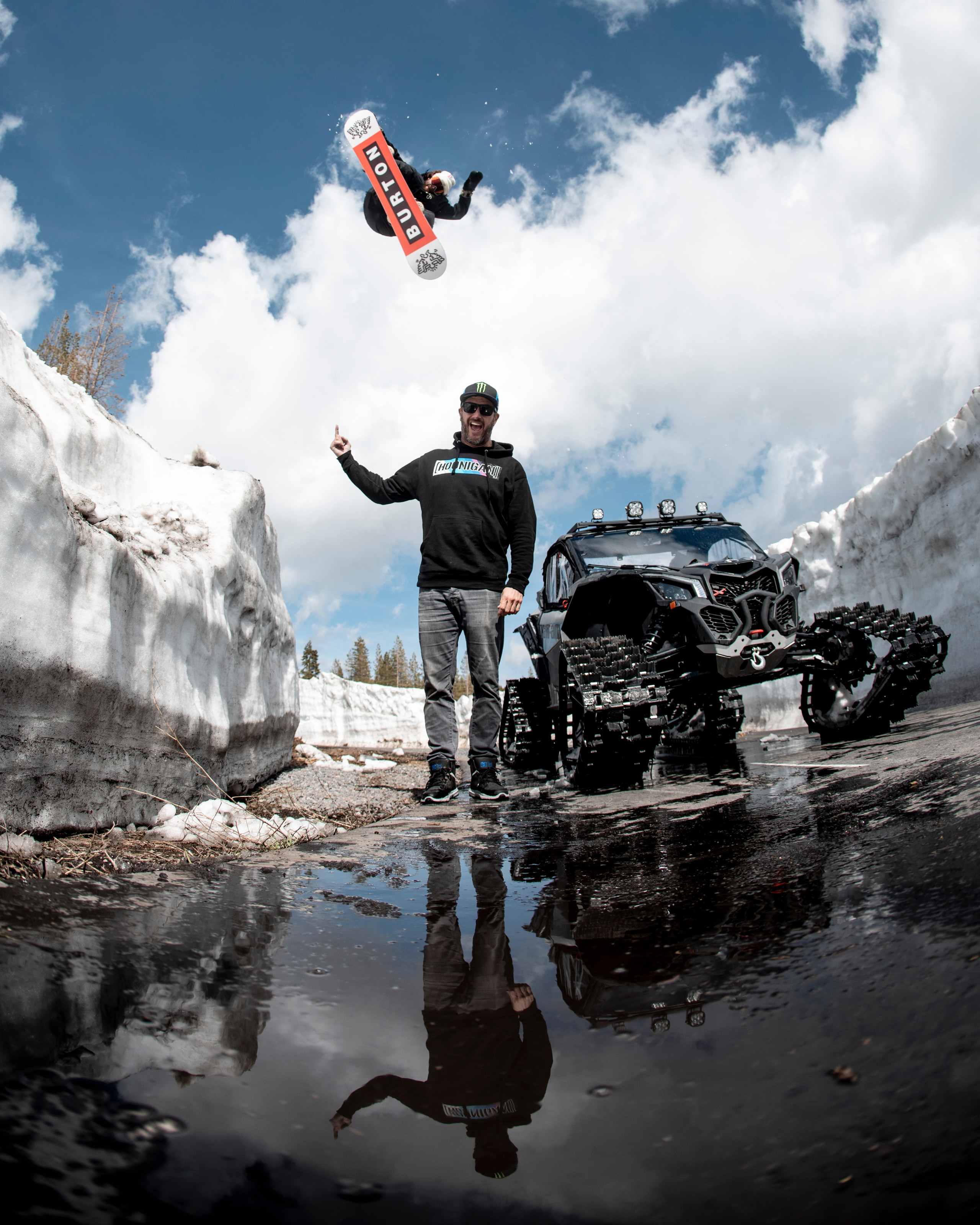 Can-Am Ambassador Ken Block