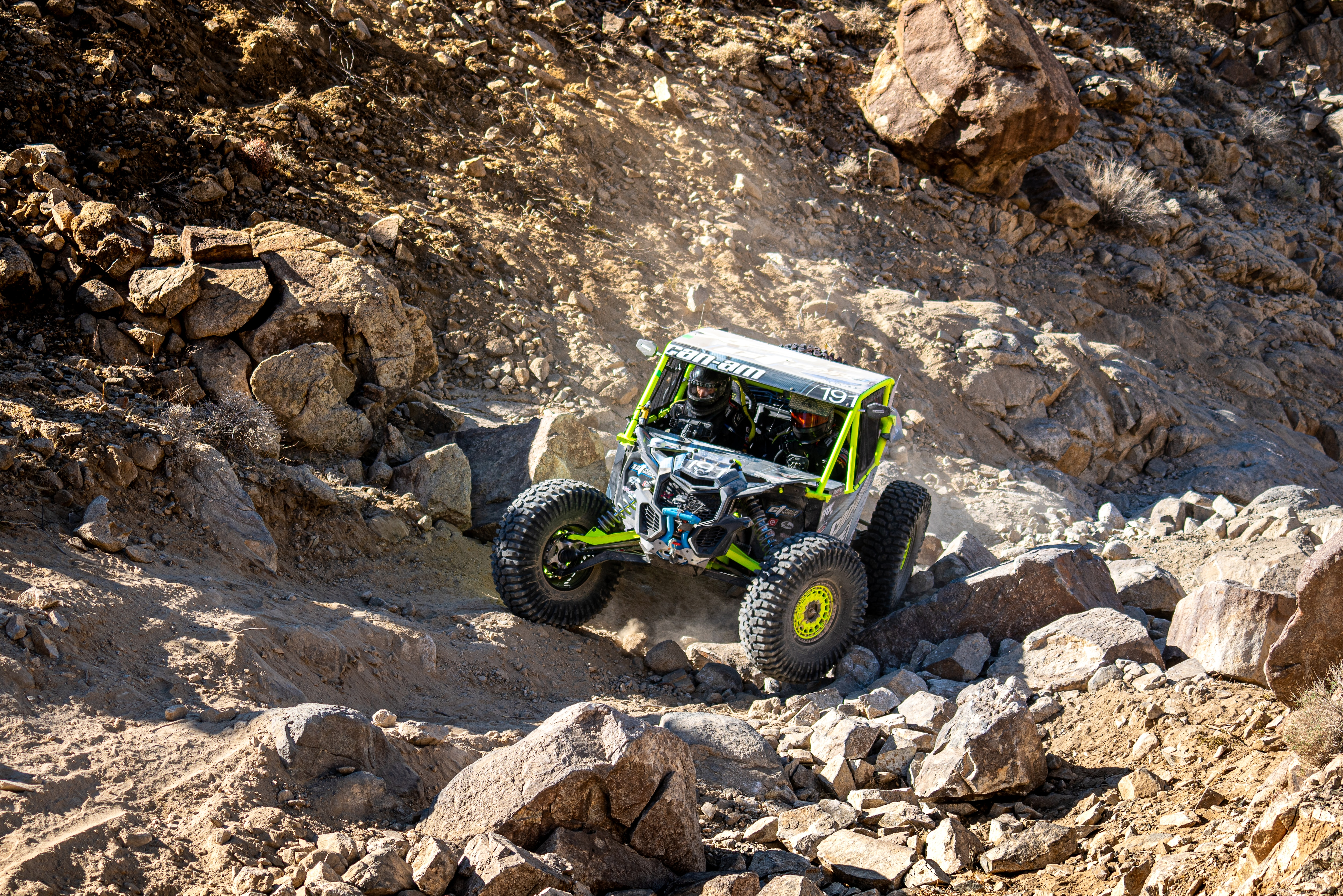 Can-Am Ambassador Kyle Chaney