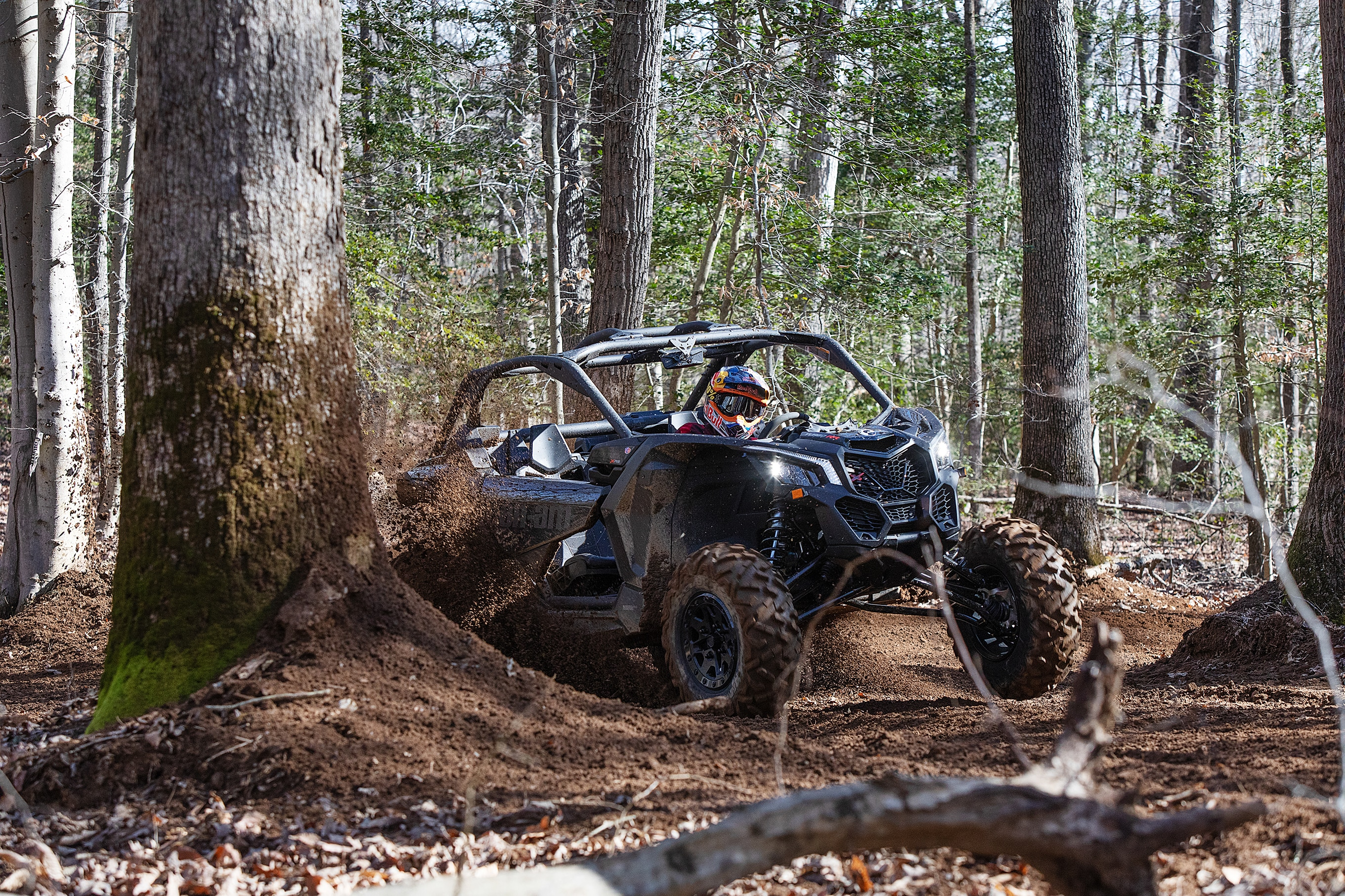 Can-Am Ambassador Travis Pastrana