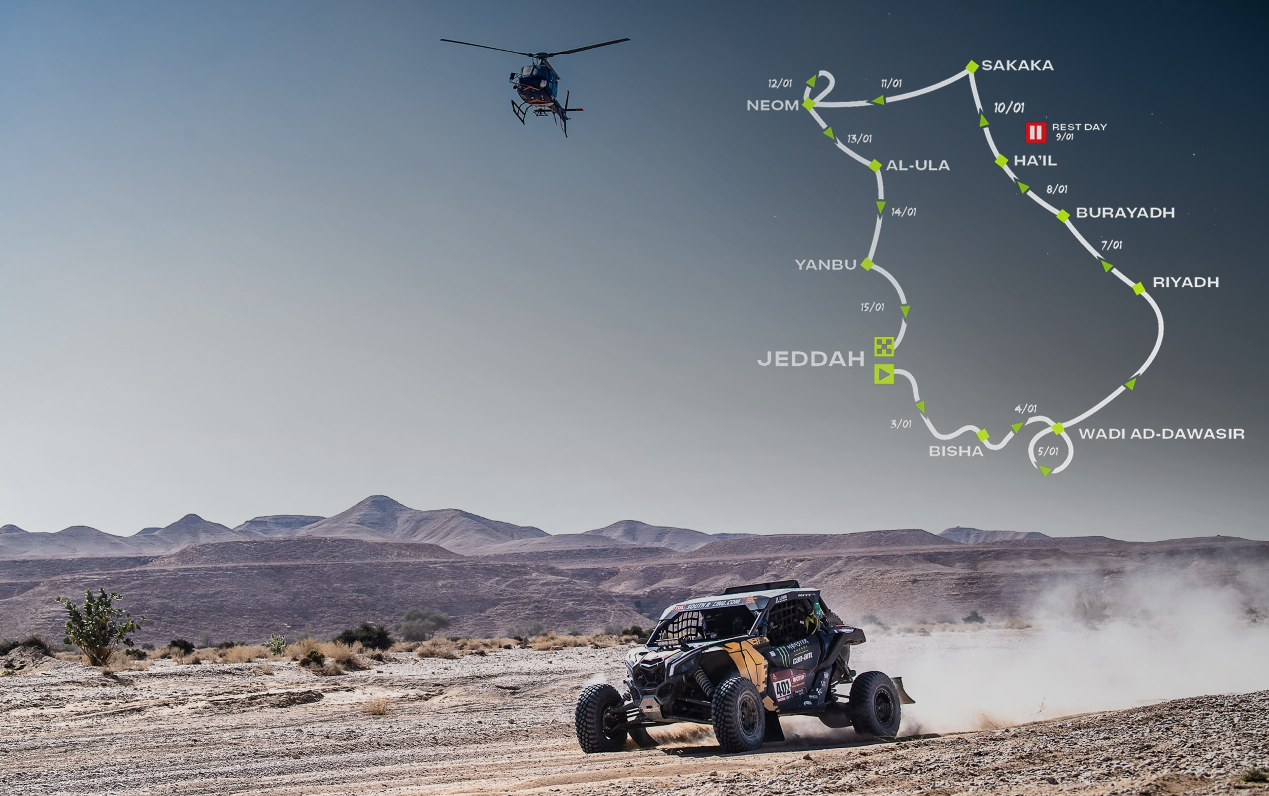 Can-Am Off-Road Ambassadors