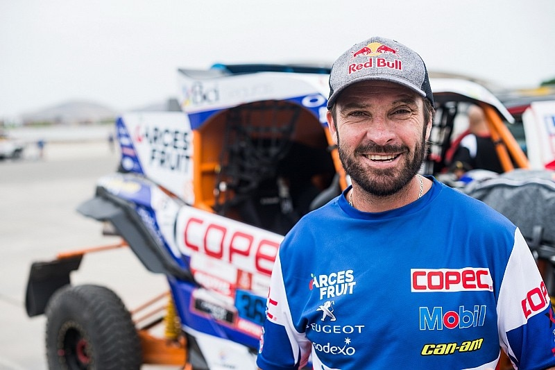 Can-Am Ambassador Chaleco Lopez