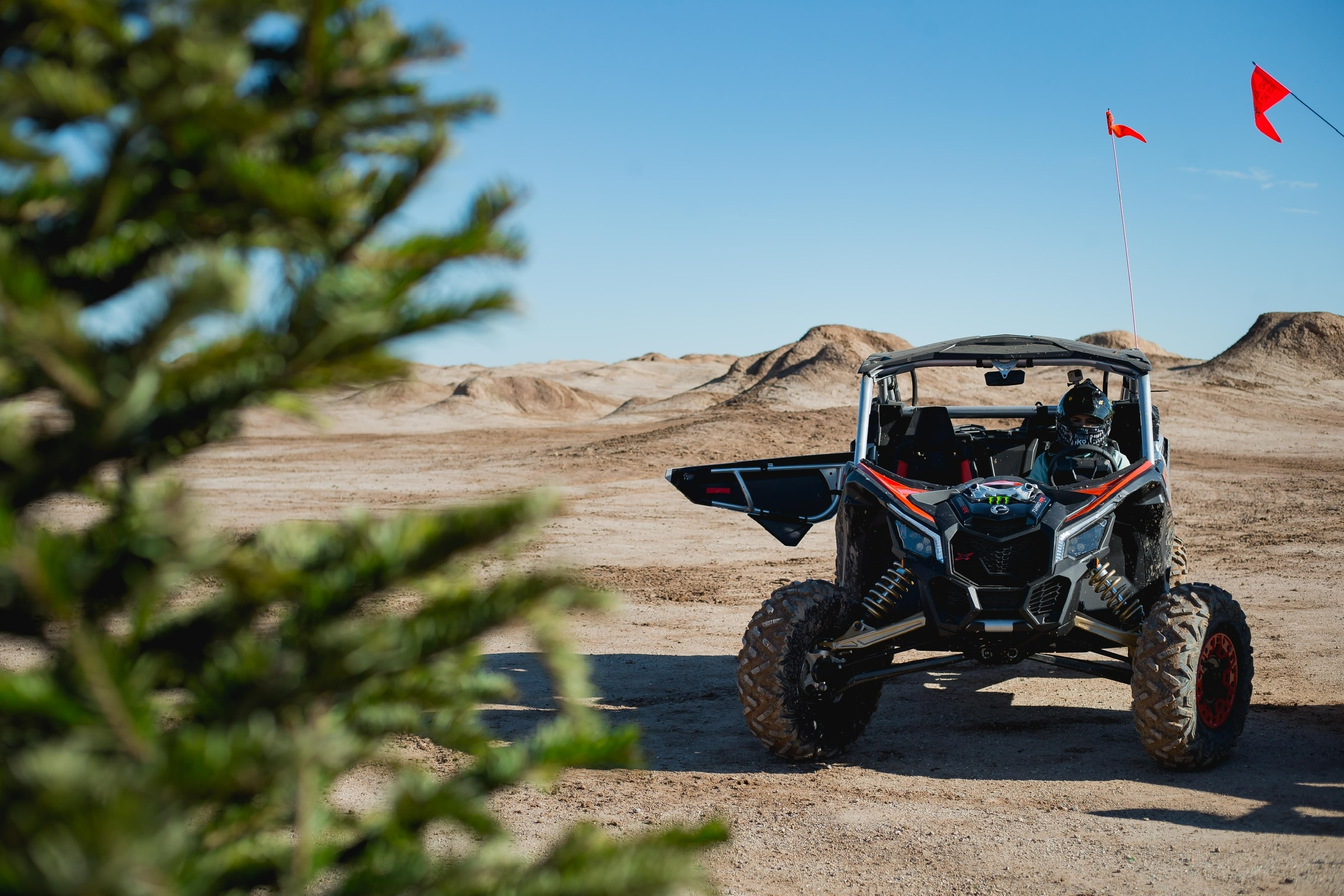 Safe riding at Can-Am Off-Road