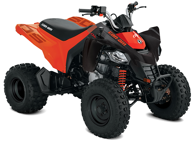 Can Am Atv >> Ds