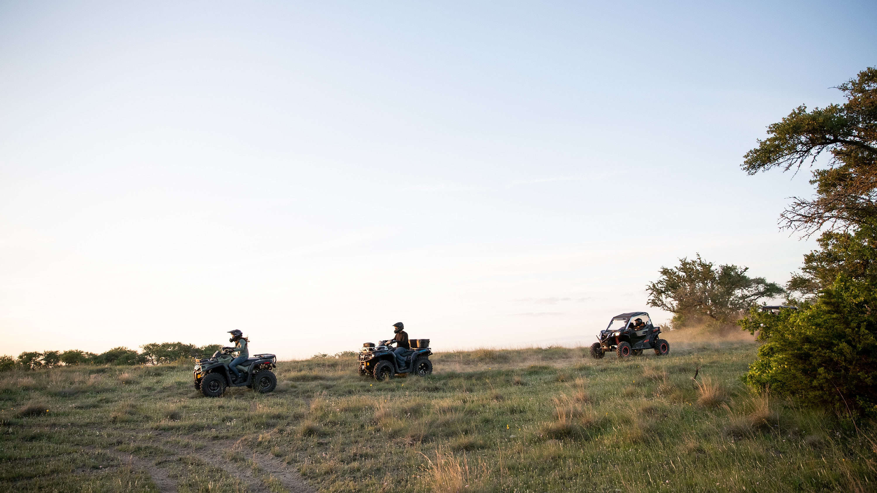 Can-Am Outlander lineup ready for any terrain