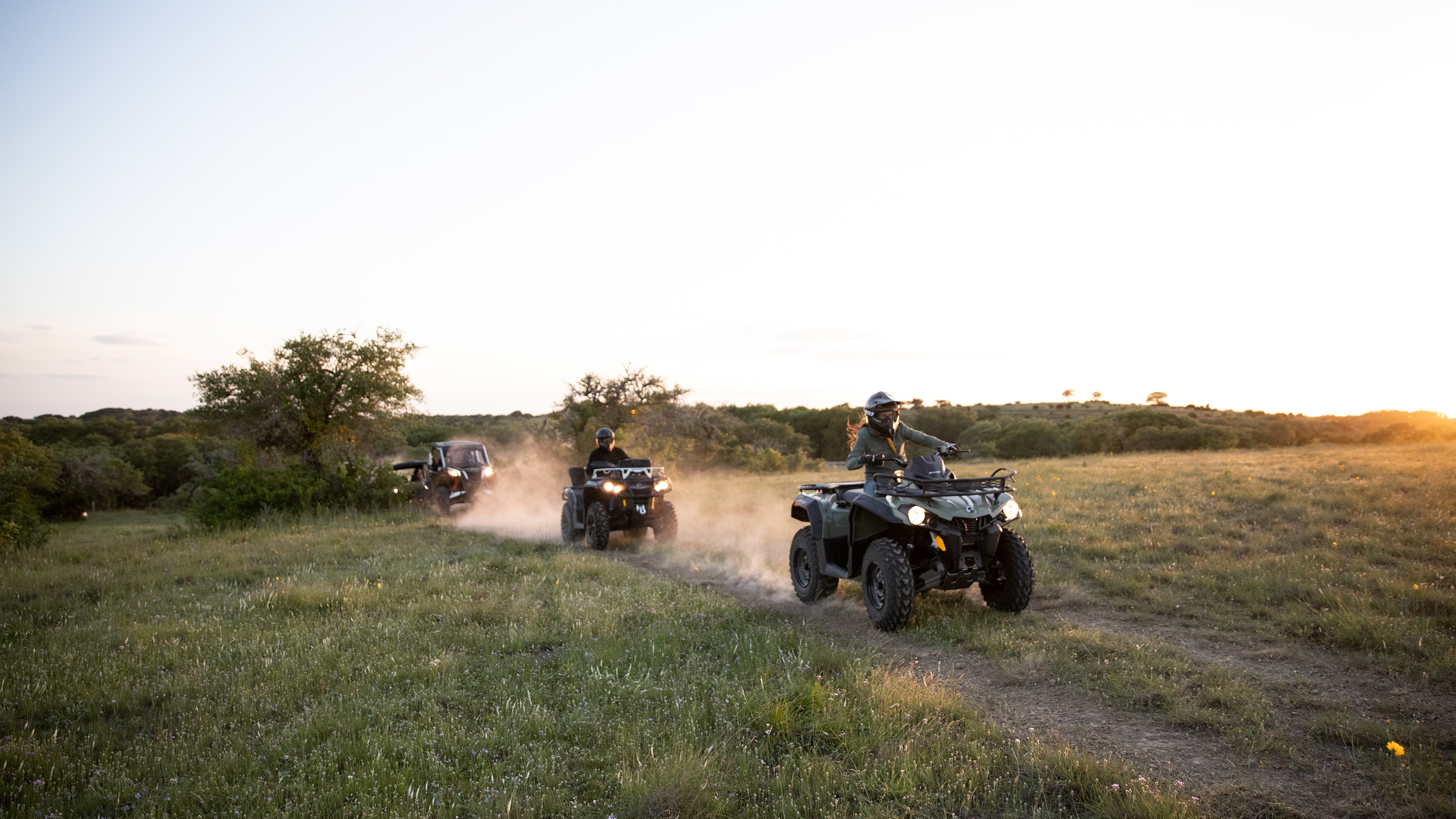 Can-Am Off-Road ATV Side-by-Side