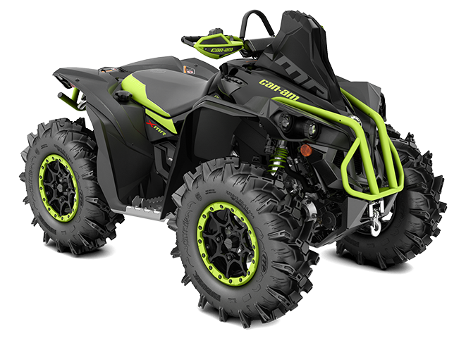 Can Am Outlander 1000 Xmr >> Can Am Renegade 2020 High Performance Atv Vehicle