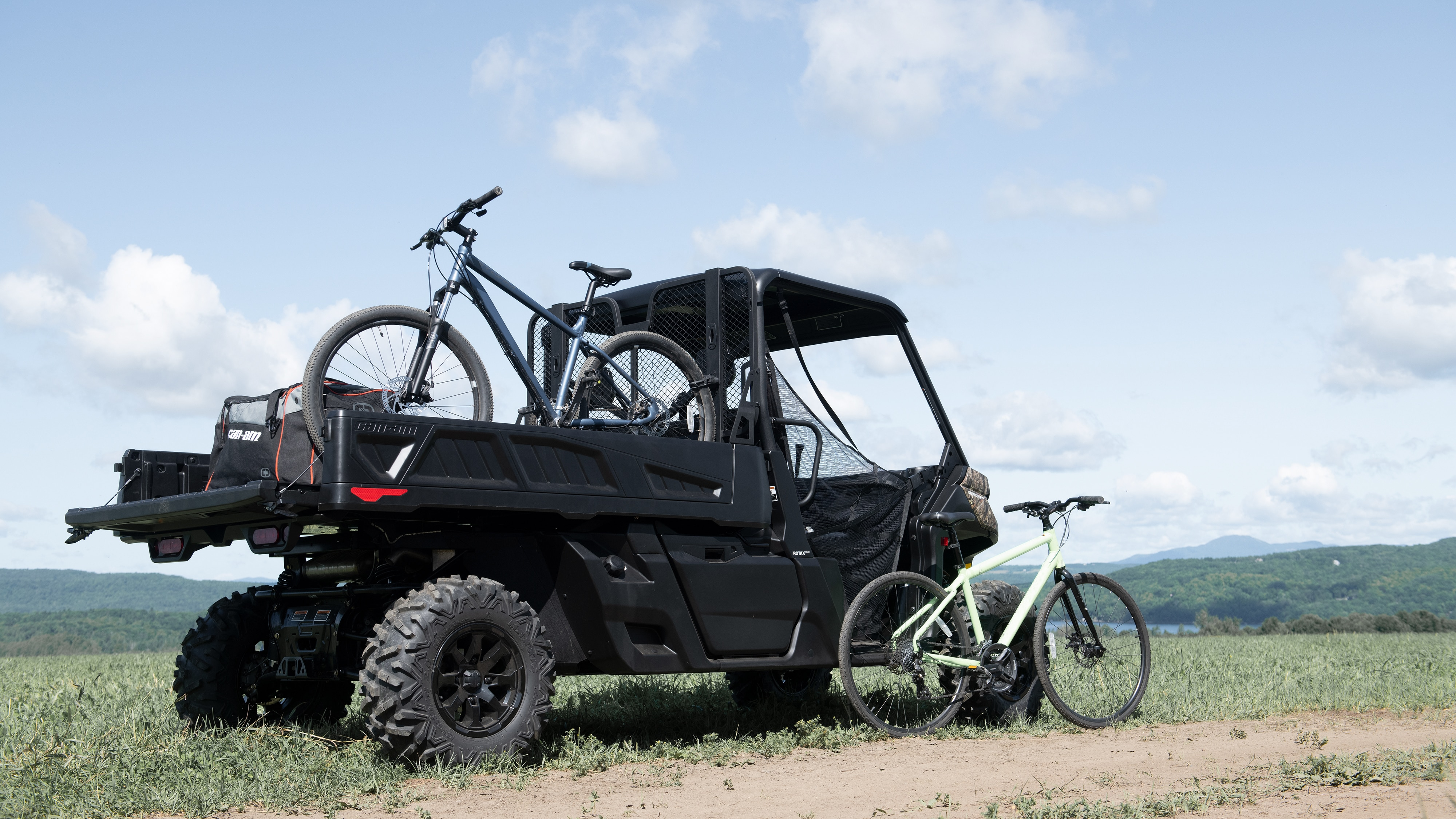 Atv Side By Side Vehicles Can Am Off Road