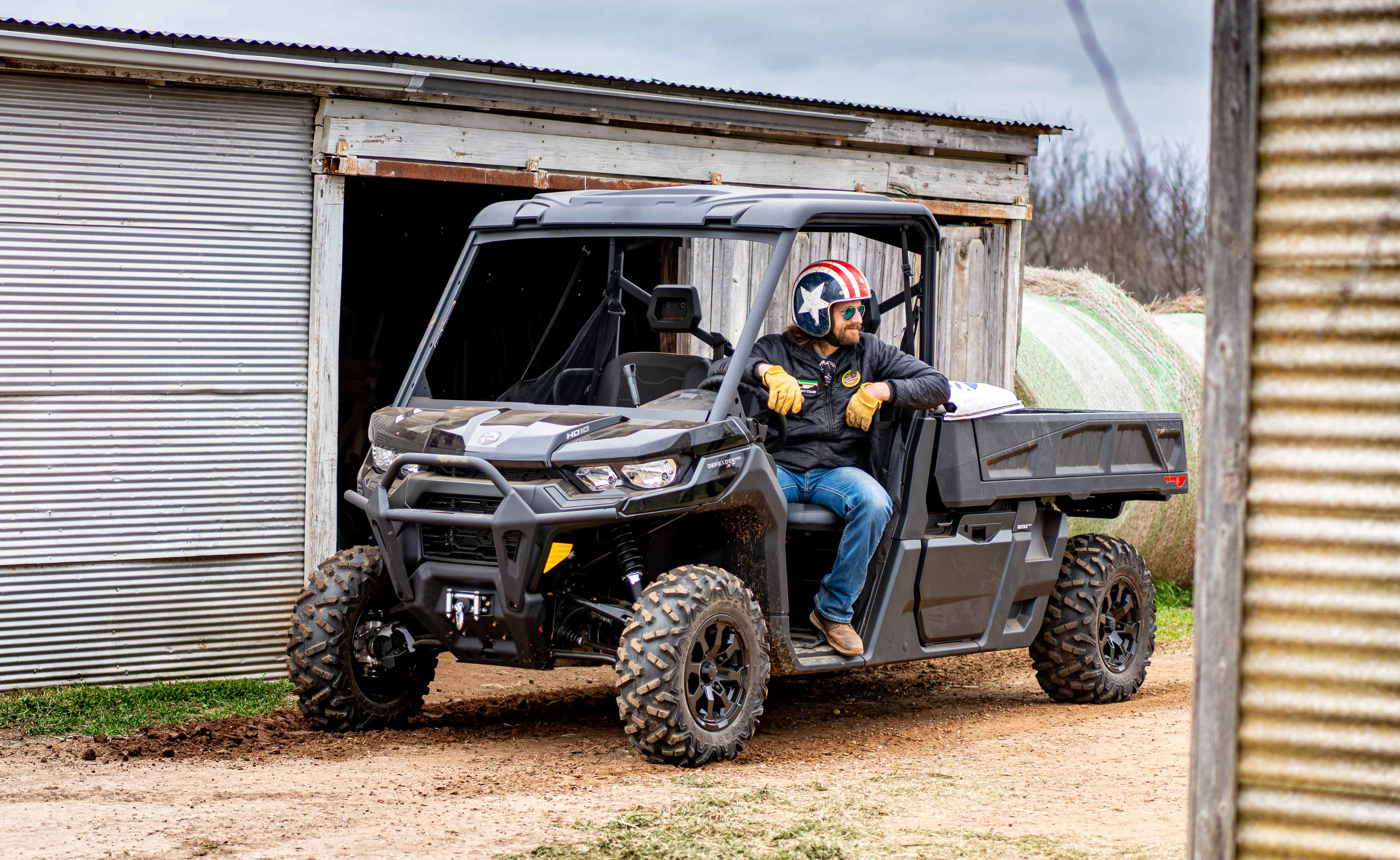 Can-Am Defender side-by-side vehicle local price
