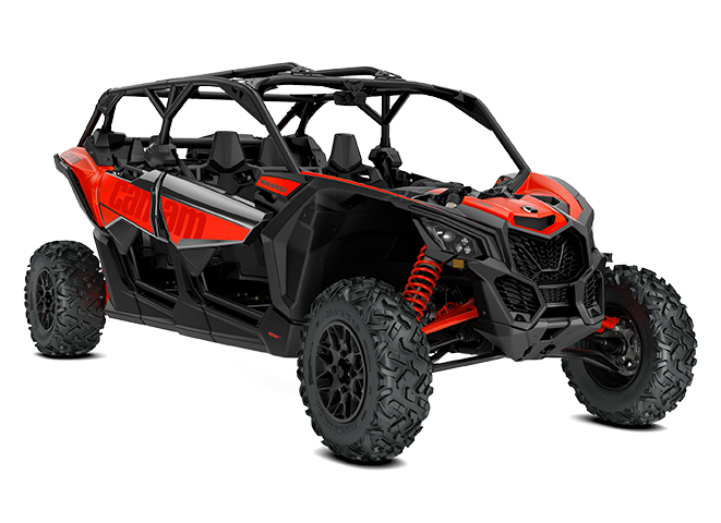 Maverick X3 X rs Turbo RR