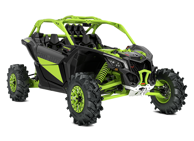 Maverick X3 X mr TURBO RR