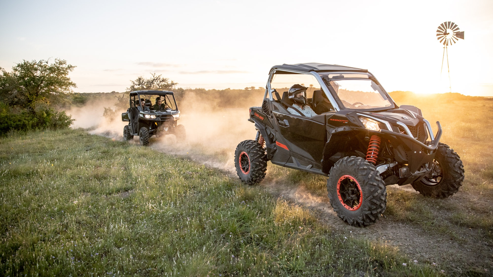 Can-Am Maverick Sport specifications