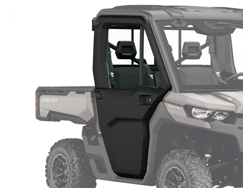 Full Doors With Power Windows for Can-Am Defender side-by-side