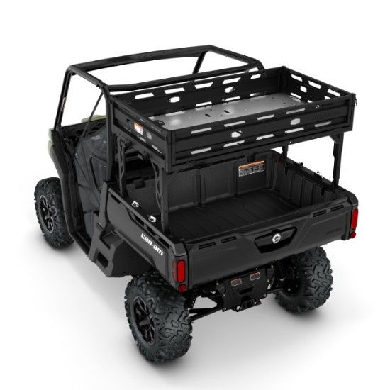 LinQ Loadout Rack for Can-Am Defender side-by-side