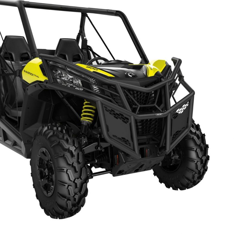 Rancher Front Bumper for Can-Am Maverick Trail side-by-side