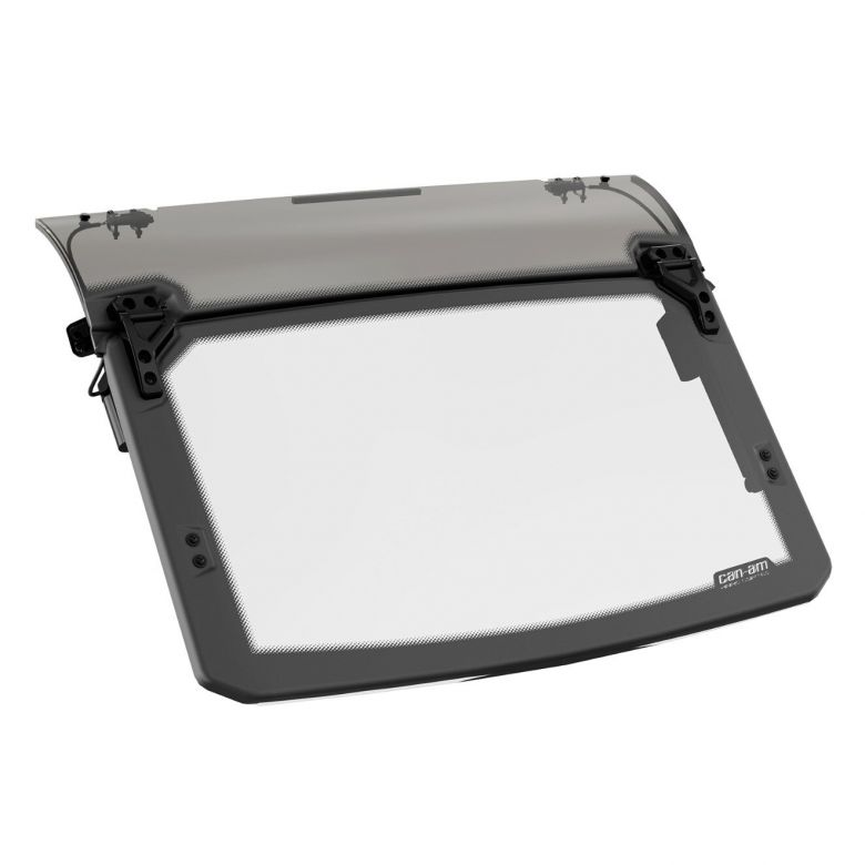 PowerFlip Windshield for Can-Am Maverick Sport side-by-side