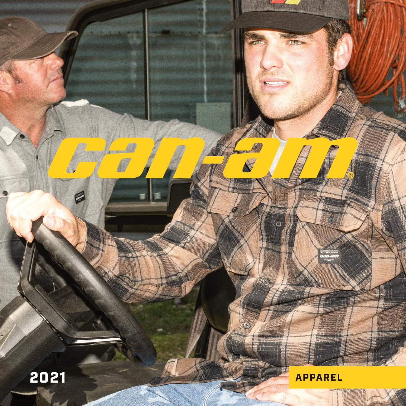 Can-Am Apparel 2021 Catalog