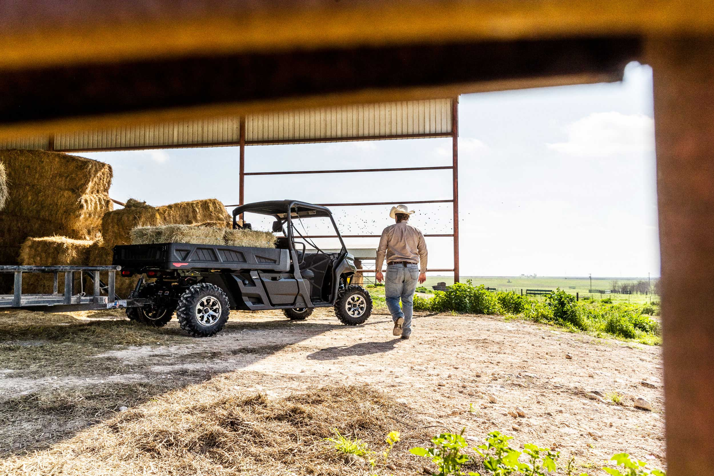 Celebrate fall & win with Cavender's and Can-Am Off-Road