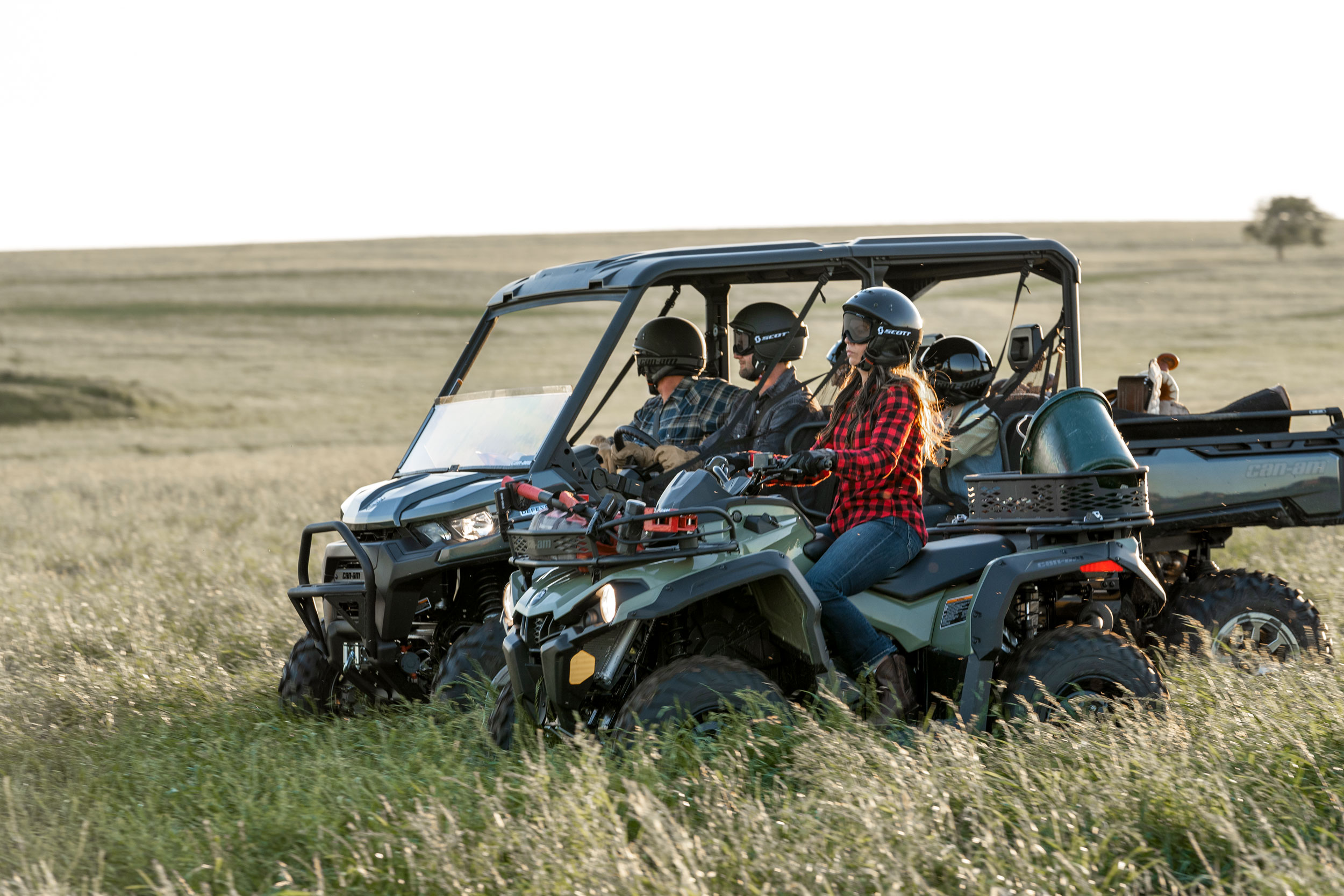 The ATV & Side-by-Side New Owner's Guide