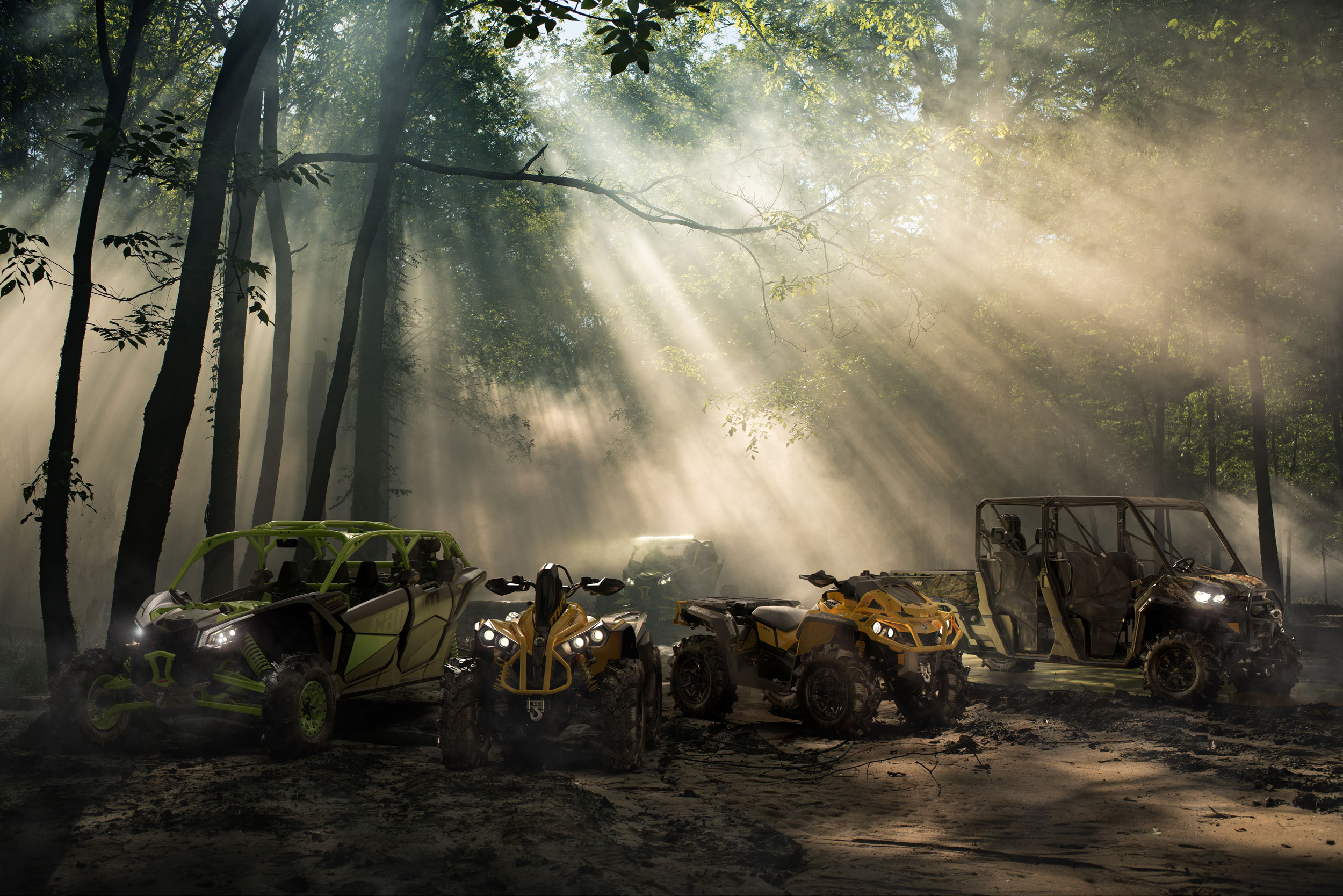 ATV vs SxS/UTV: Differences, benefits and everything in between