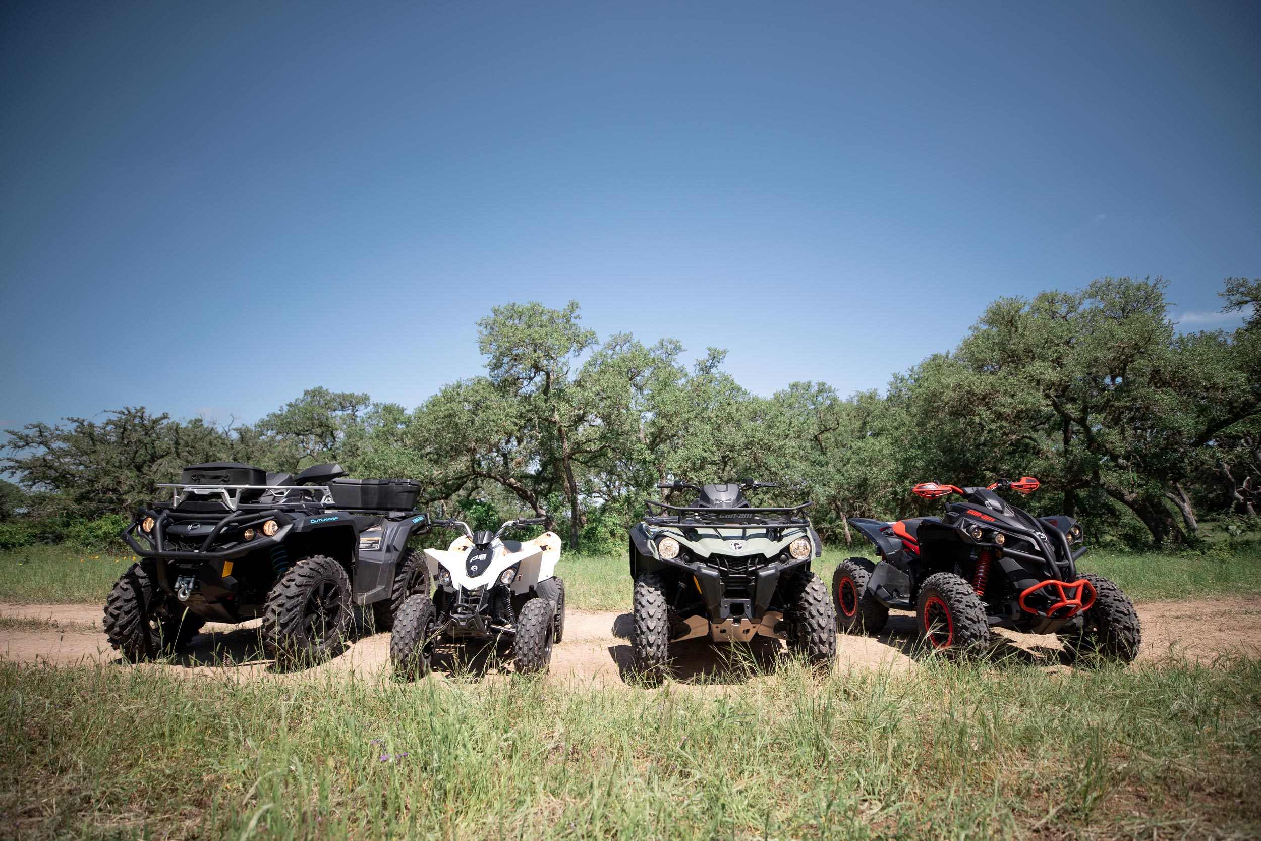 The Ultimate ATV/Four-Wheeler Buyer's Guide