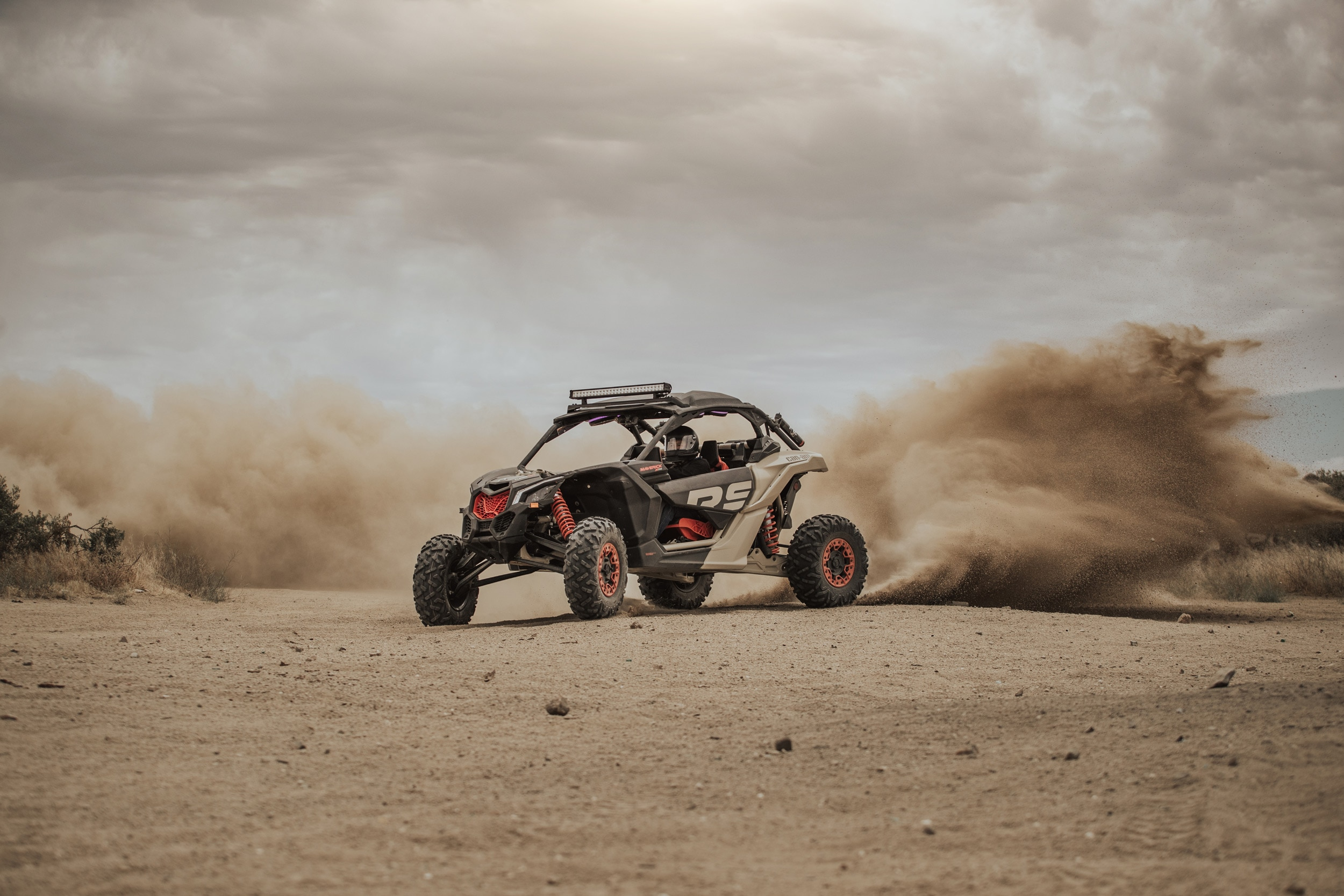 Maverick X rs Turbo Smart-Shox