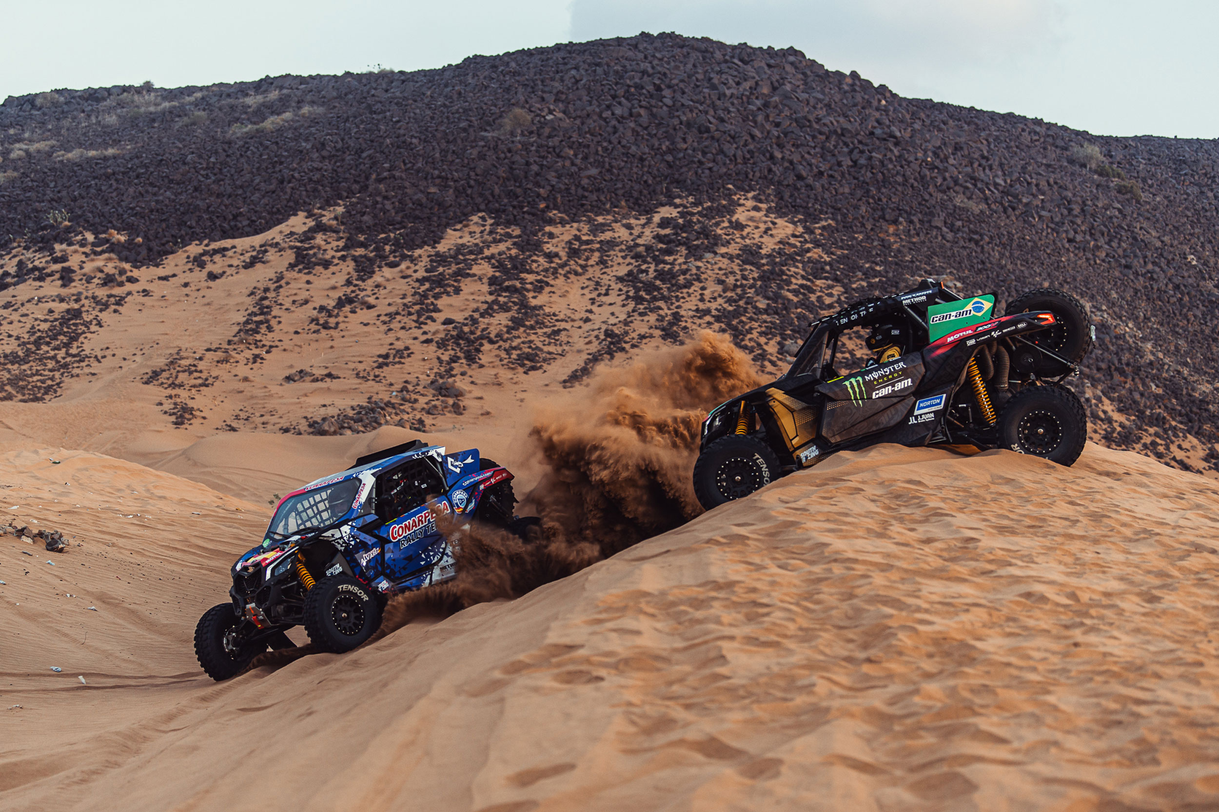 Dakar Can-Am 2021 Race