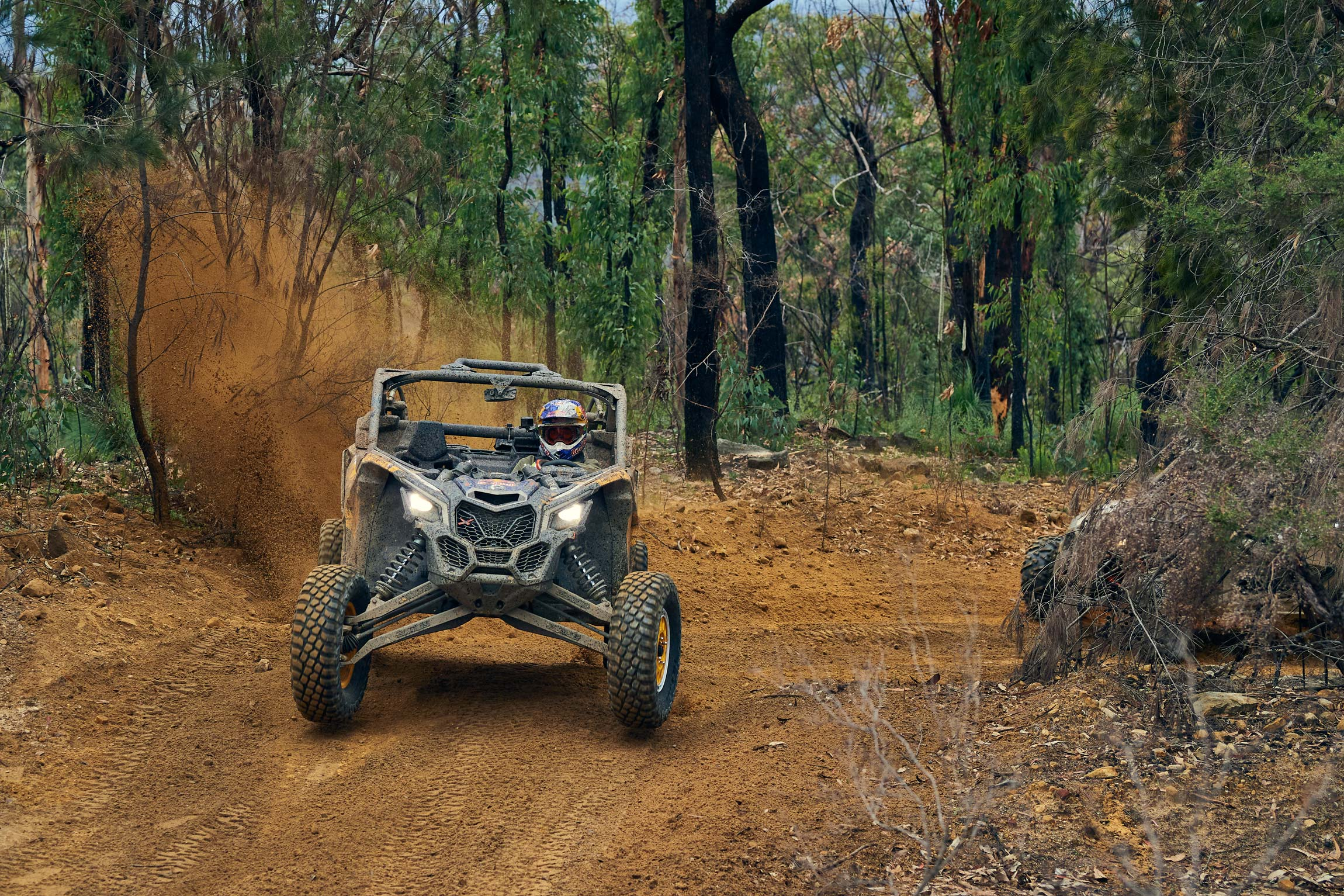 Can-Am Off-Road Performance vehicle lineup