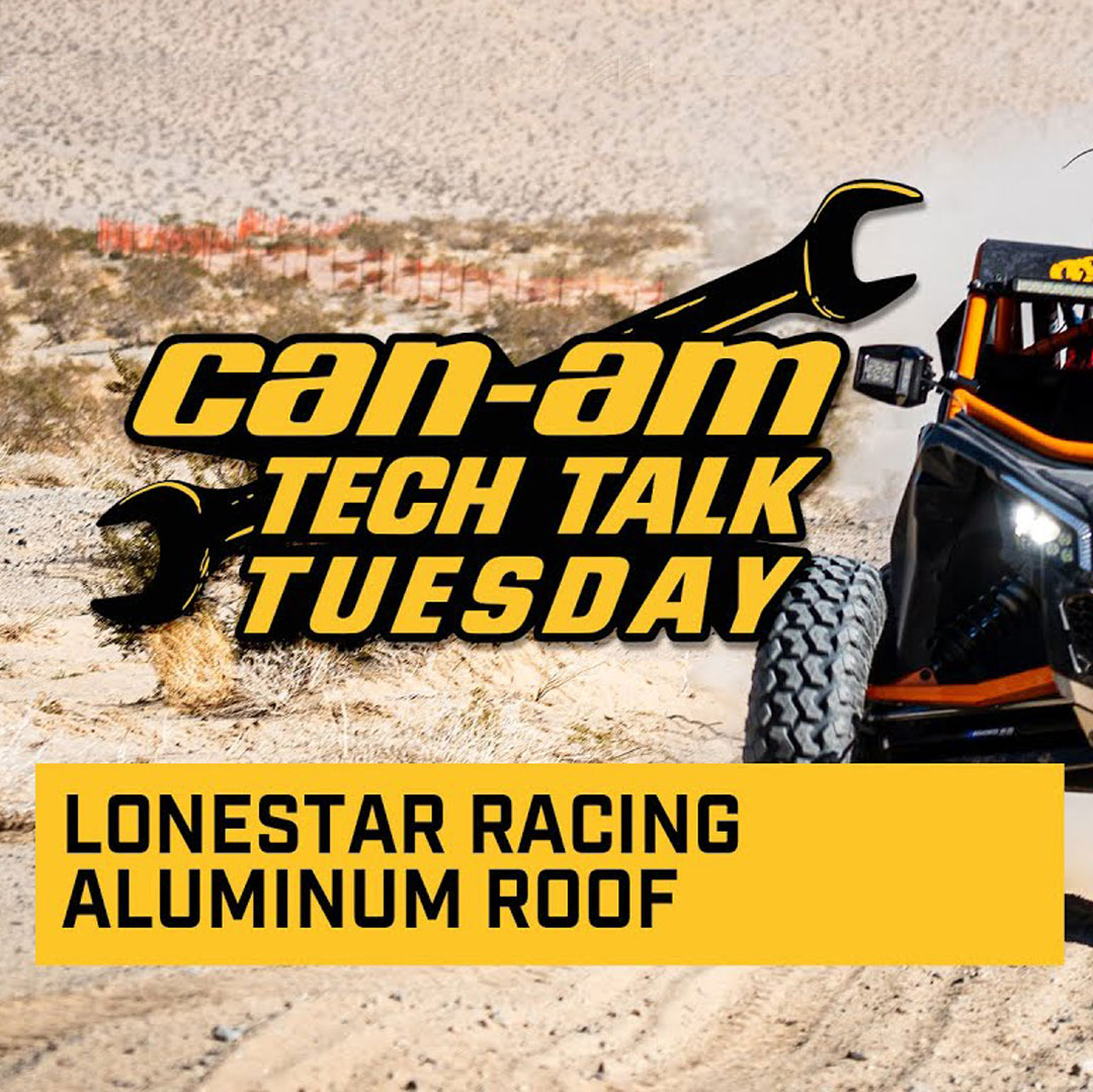 How to install the Lonestar Racing Aluminum Roof for Maverick X3