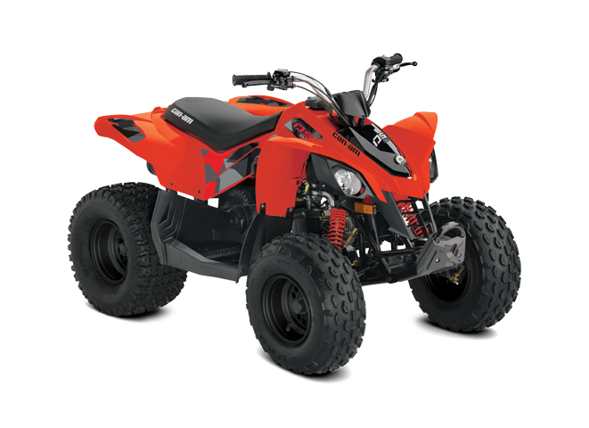 Can-Am Off-Road DS ATV model