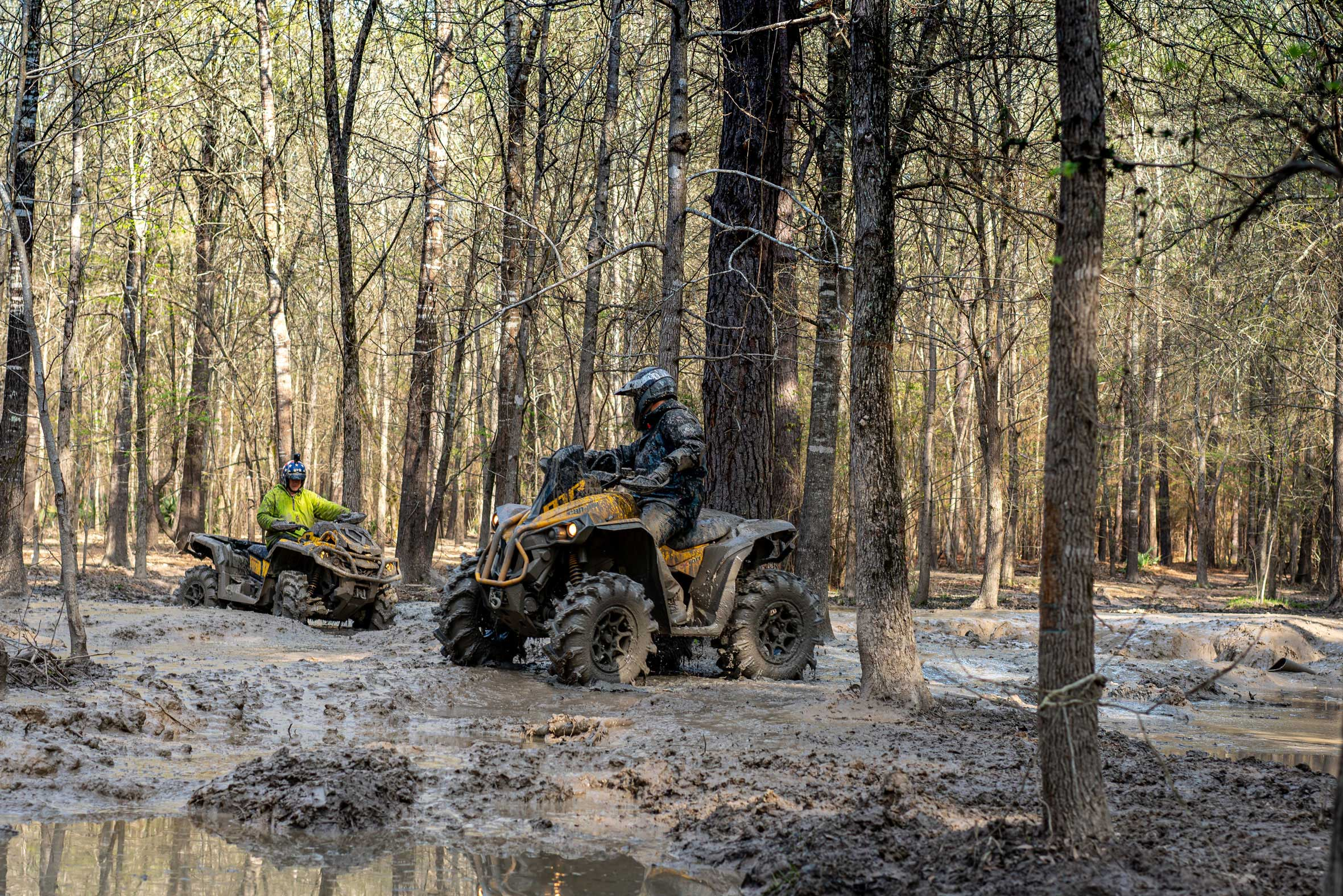 Can-Am Off-Road 2021 Outlander X mr Visco-4lok