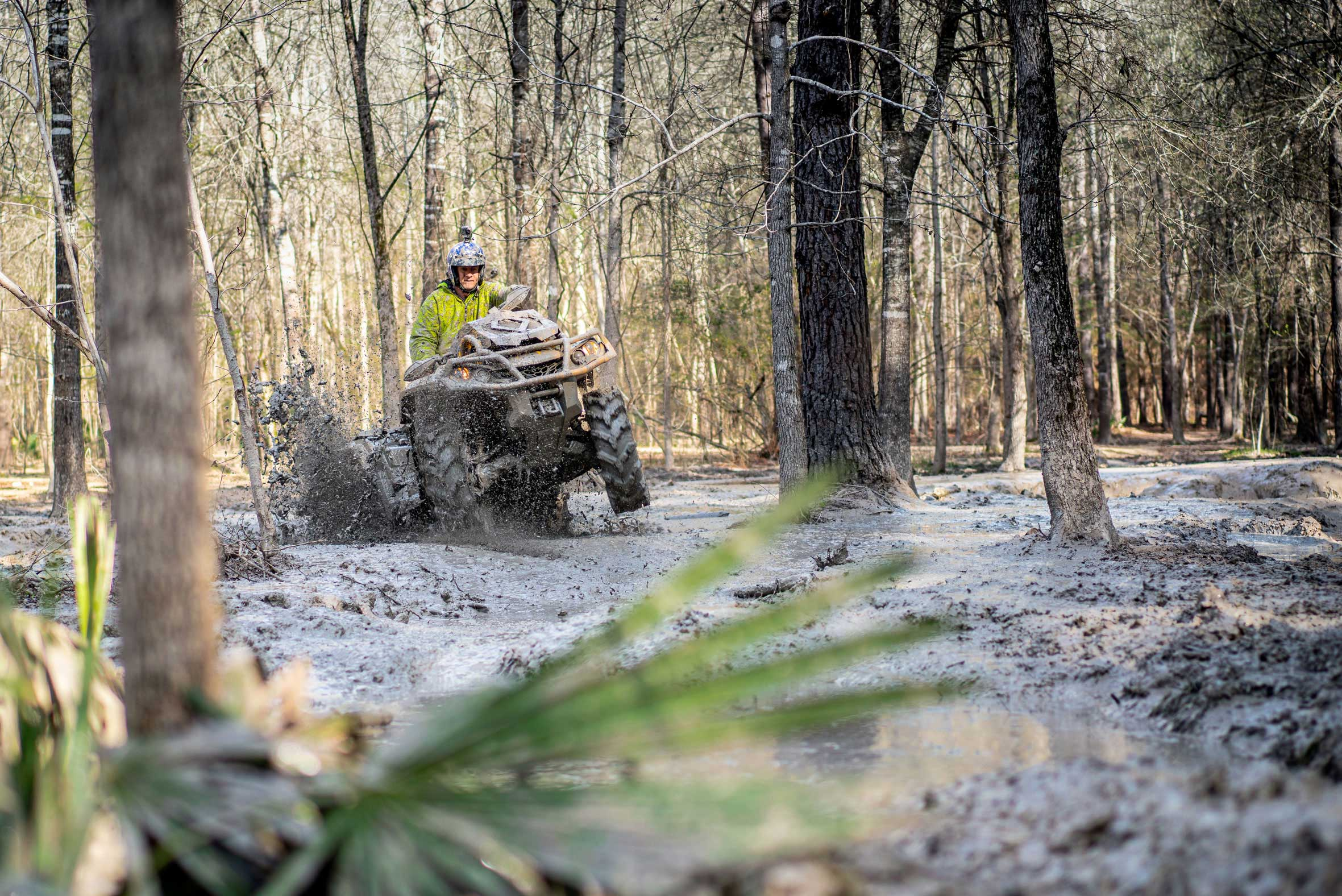 Can-Am Off-Road 2021 X MR ATV 4x4