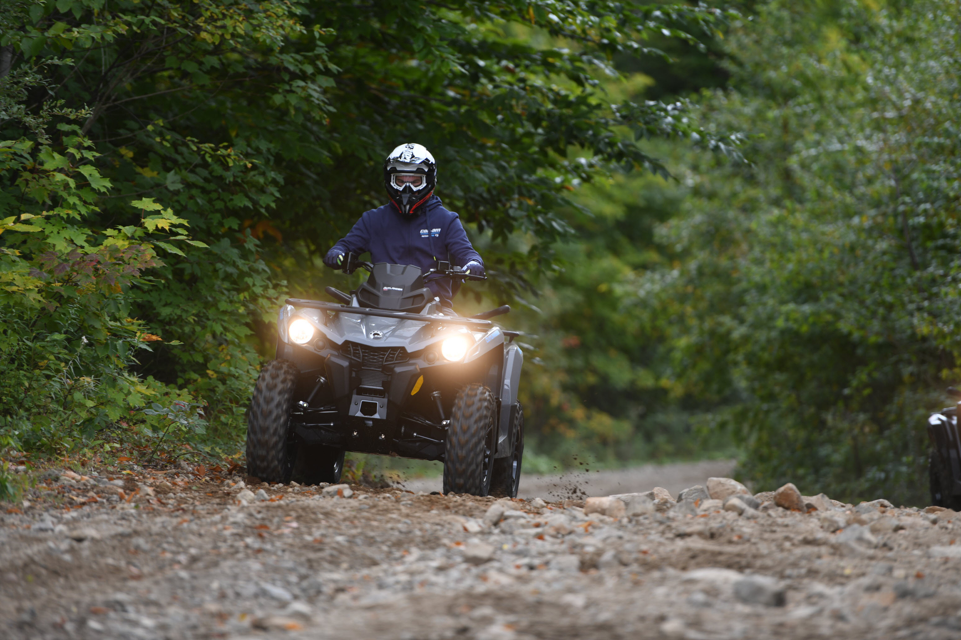 Can-Am Outlander ATV farger