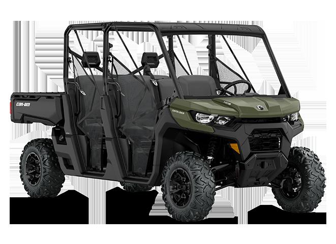 2021 Can-Am Defender: el vehículo side-by-side ideal para ...