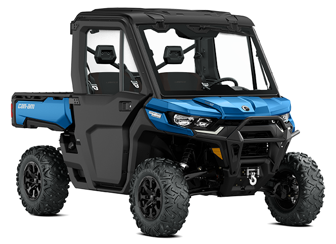Can-Am Defender Limited with 3 seats