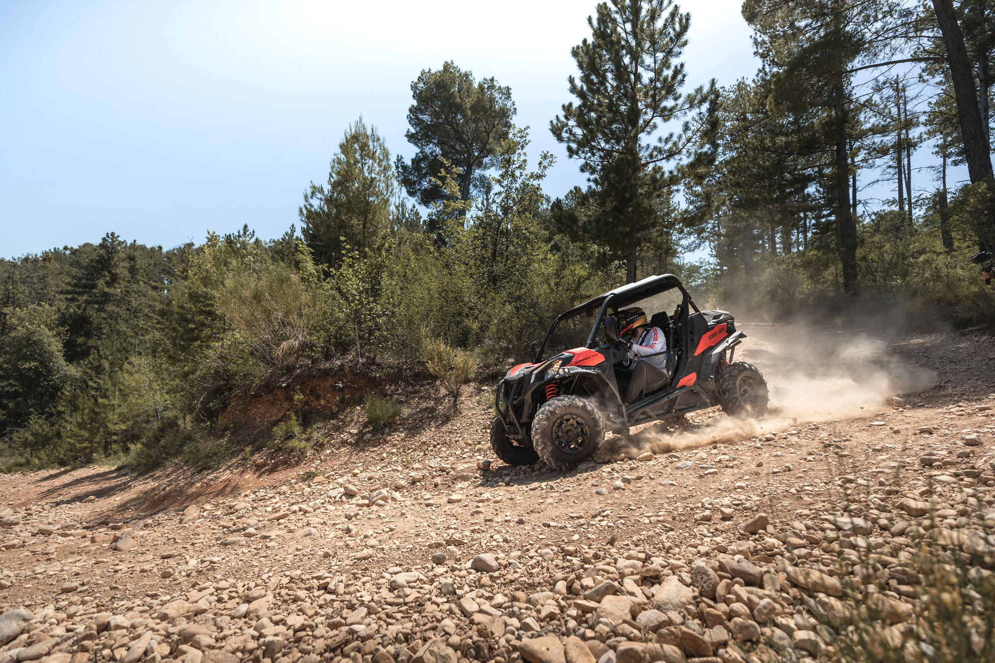 Maverick Trail DPS technology
