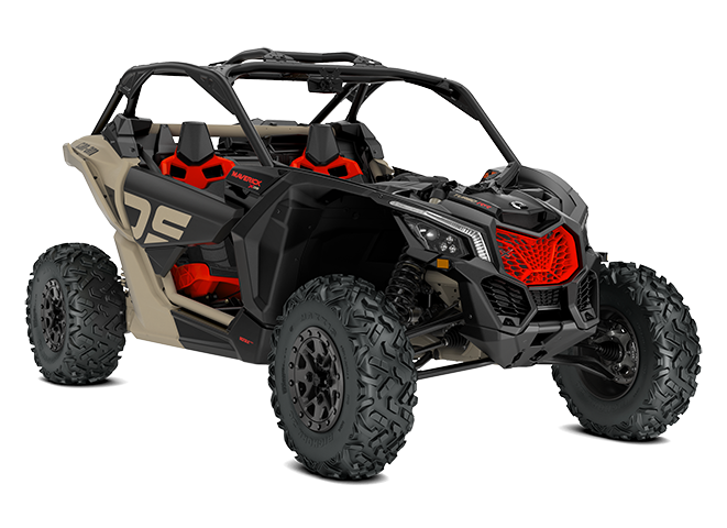 Maverick X3 X ds TURBO RR