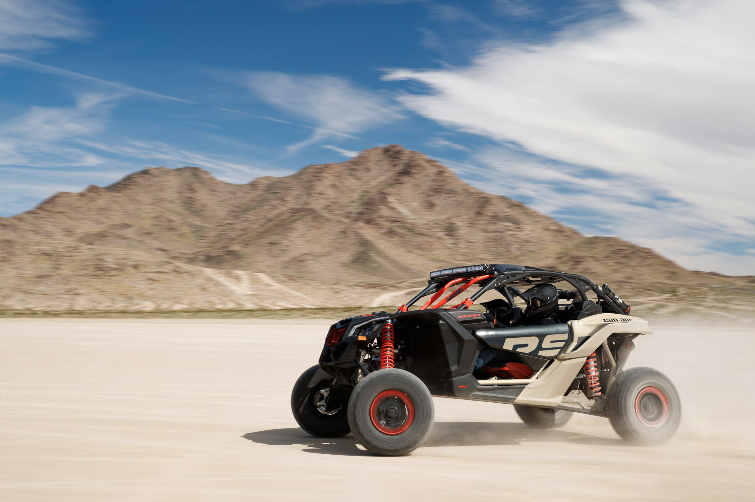 Can-Am Maverick X3 Side-by-side vehicle X rs turbo RR