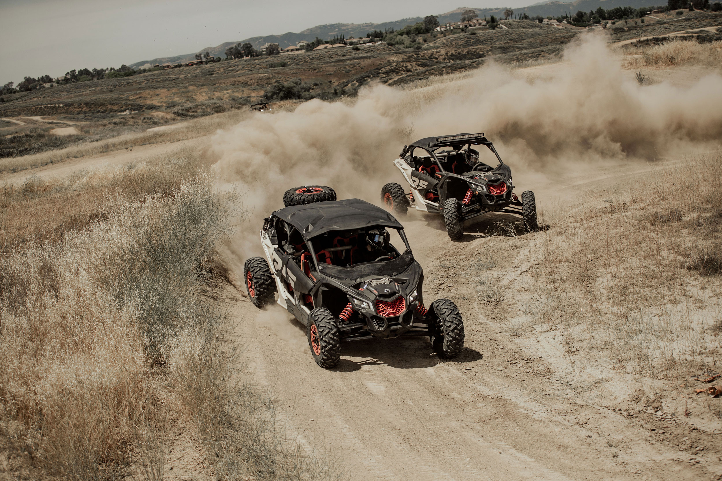 Can-Am Off-Road Maverick familj