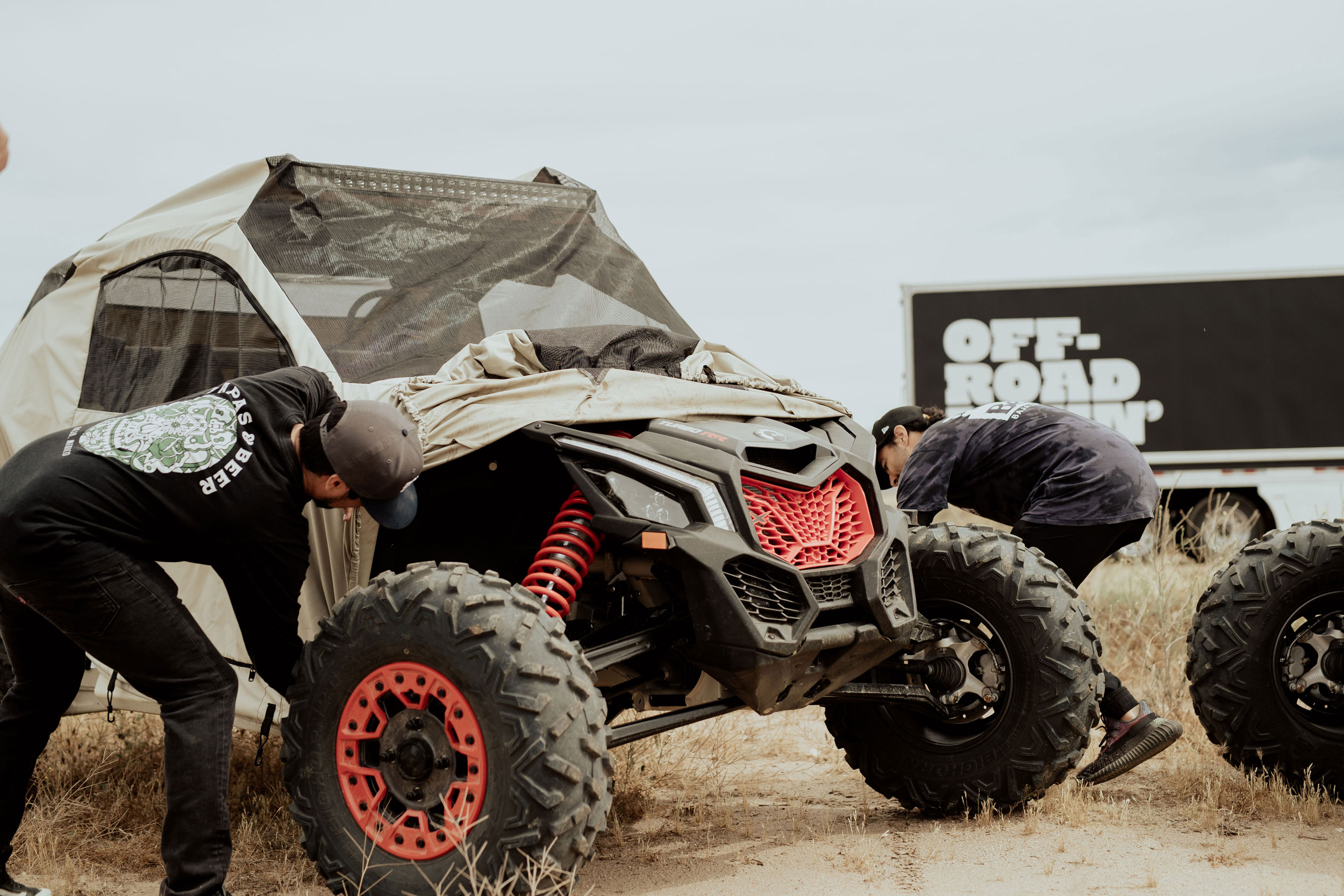 Can-Am Maverick X3 x rs Turbo RR - SAS 性能