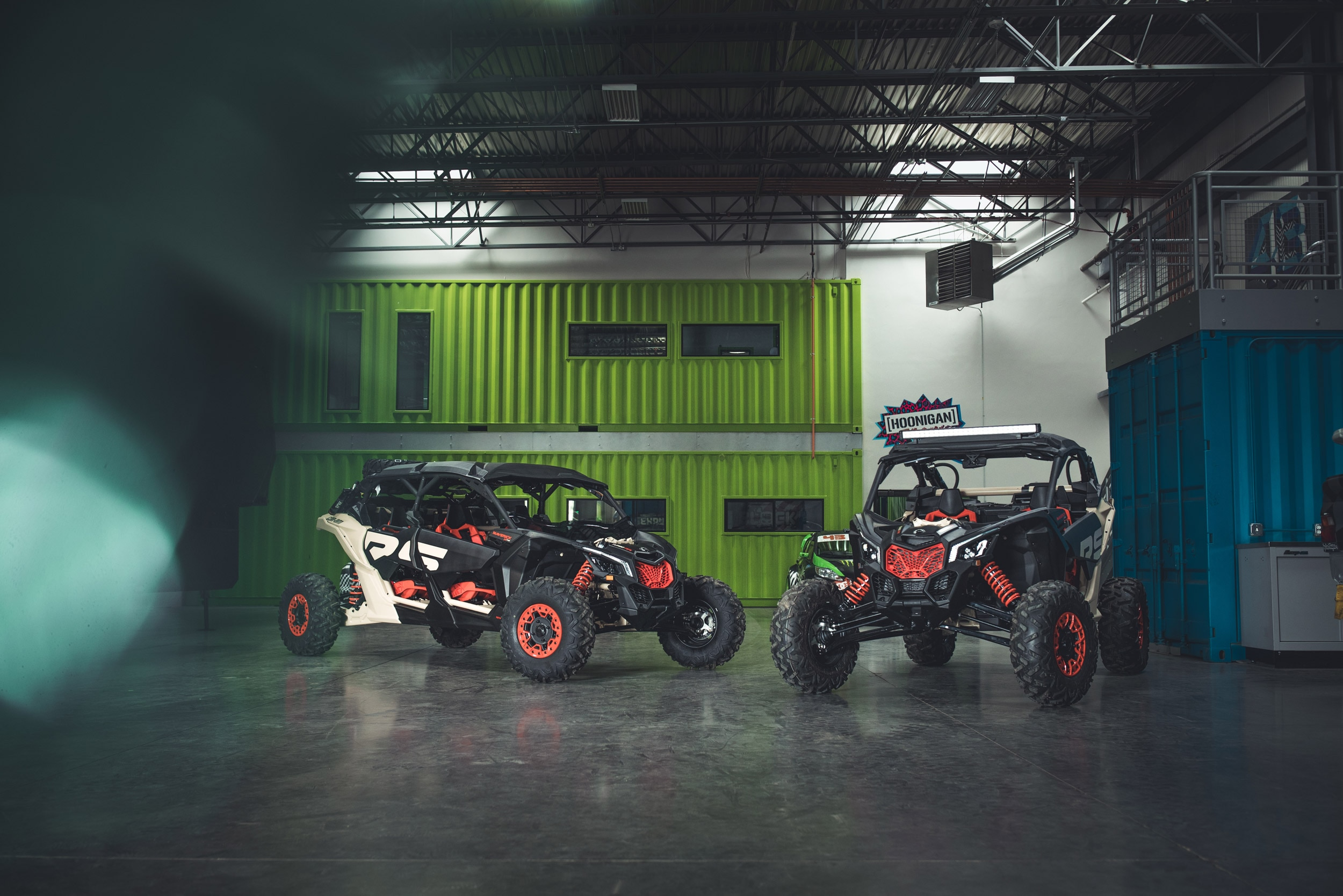 Can-Am Maverick X3 customization and accessories