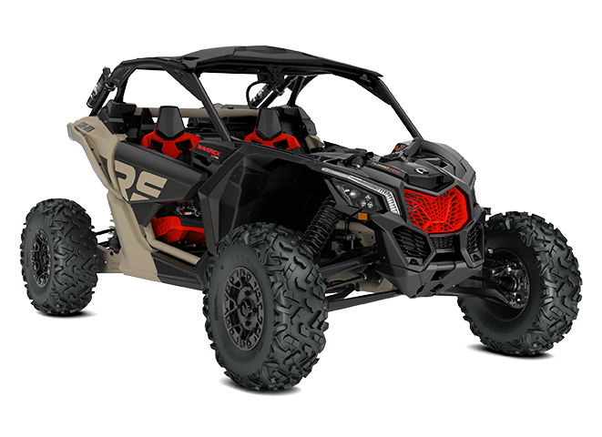 Can-Am Off-Road Maverick X3 model
