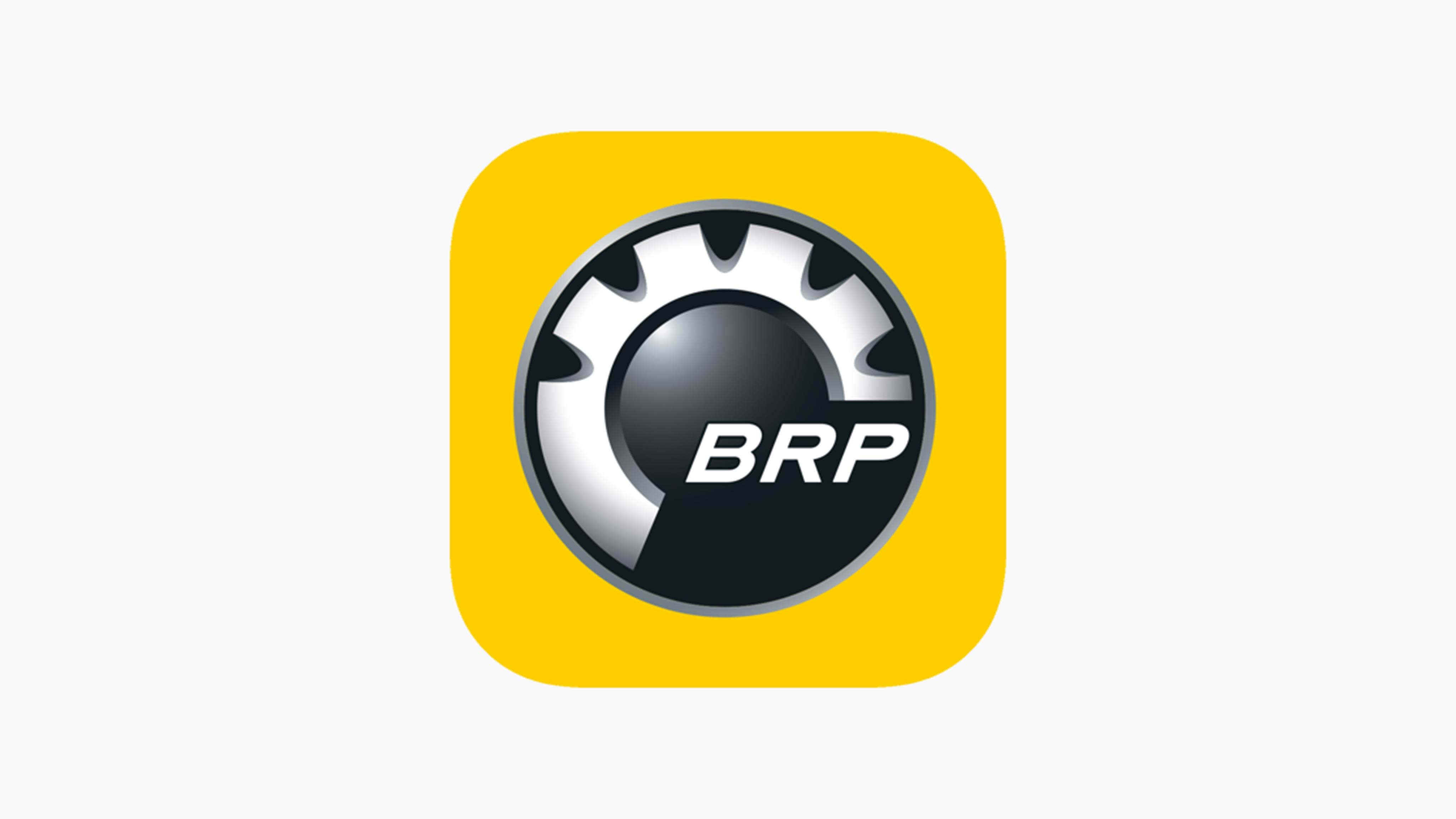 The BRP Connect app logo