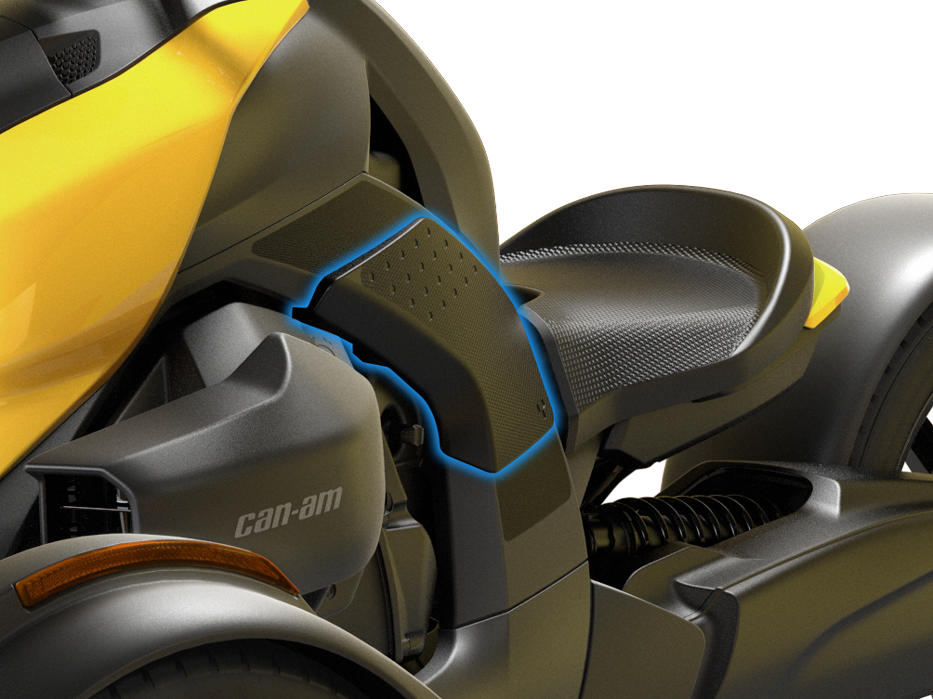 Knee pads Can-Am Ryker