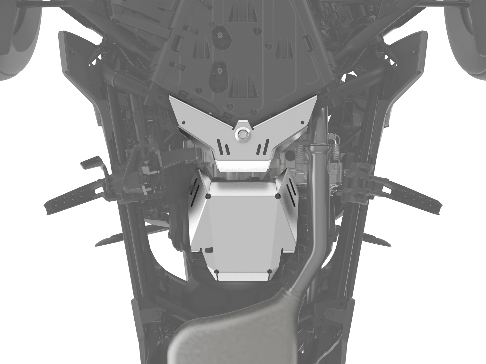 Can-Am Ryker Full body skid plate