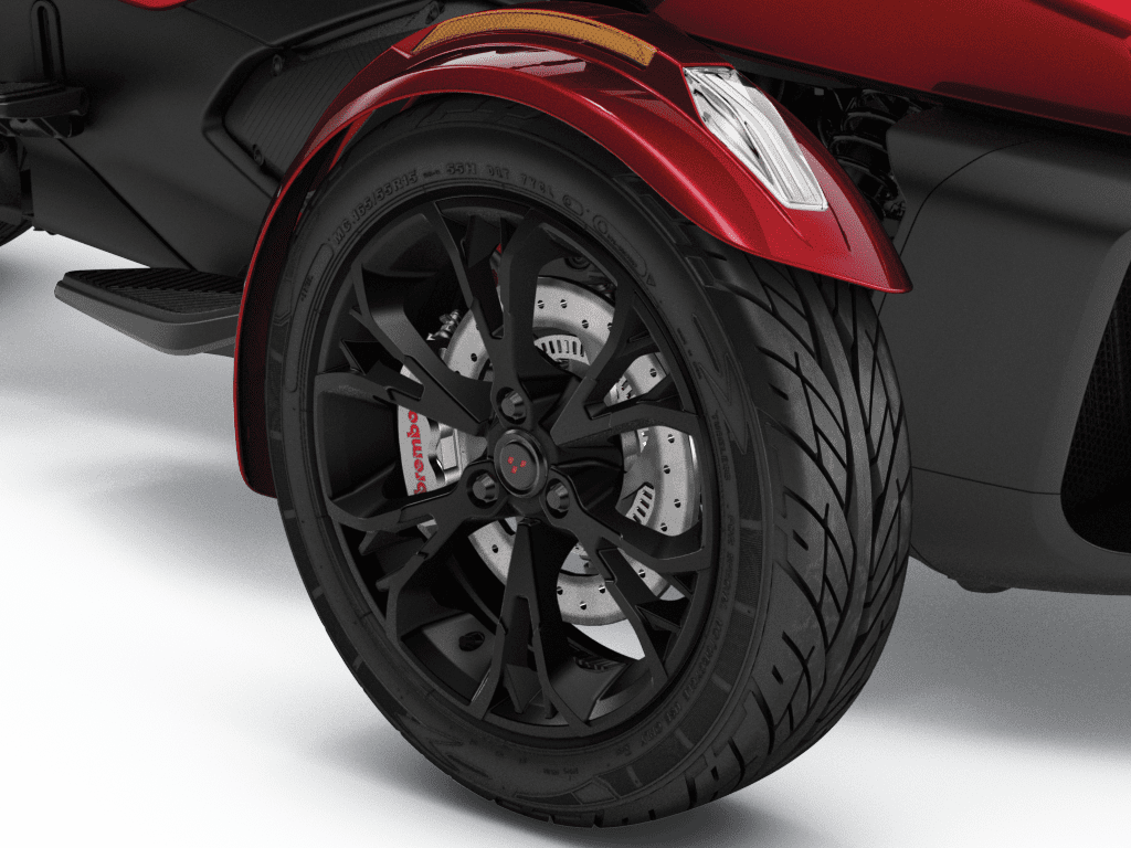 Can-Am Spyder RT Limited Brembo remsysteem
