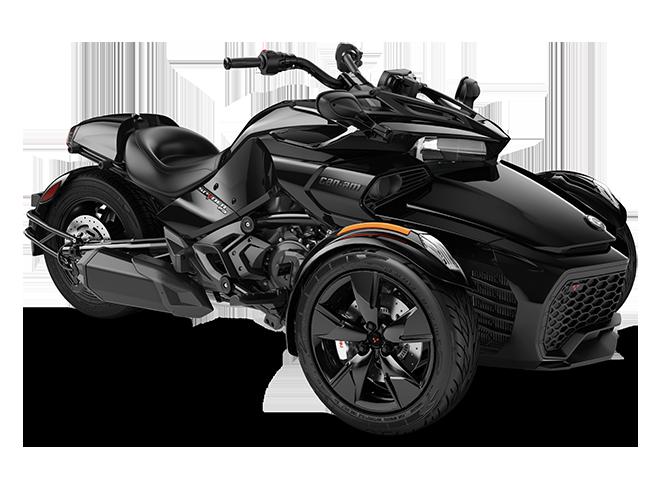 трицикл Spyder F3