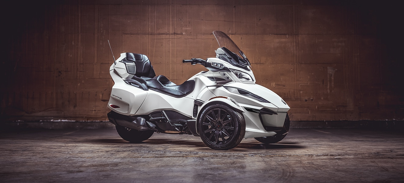 2021 Can-Am Spyder RT family